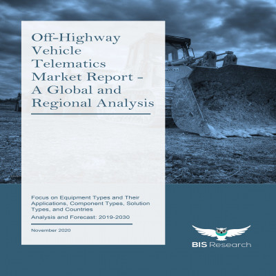 Off-Highway Vehicle Telematics Market Report - A Global and Regional Analysis: Focus on Equipment Types and Their Applications, Component Types, Solution Types, and Countries - Analysis and Forecast, 2019-2030