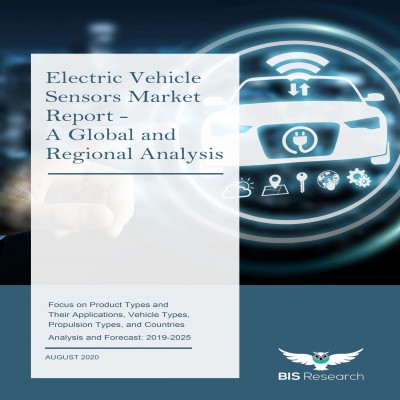 Electric Vehicle Sensors Market Report - A Global and Regional Analysis:Focus on Product Types and Their Applications, Vehicle Types, Propulsion Types, and Countries - Analysis and Forecast, 2019-2025