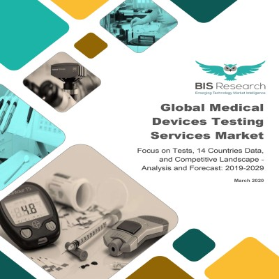Global Medical Devices Testing Services Market: Focus on Tests, 14 Countries Data, and Competitive Landscape - Analysis and Forecast, 2019-2029