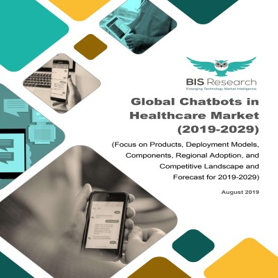 Global Chatbots in Healthcare Market: Focus on Products, Deployment Models, Components, Regional Adoption, and Competitive Landscape – Analysis and Forecast, 2019-2029
