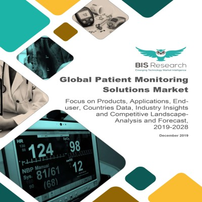 Global Patient Monitoring Solutions Market: Focus on Products, Applications, End-user, Countries Data, Industry Insights and Competitive Landscape - Analysis and Forecast, 2019-2028