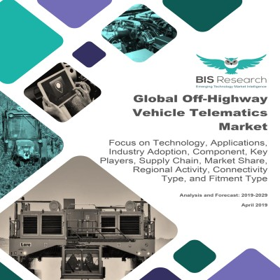 Global Off-Highway Vehicle Telematics Market: Focus on Technology, Applications, Industry Adoption, Component, Key Players, Supply chain, Market Share,Regional Activity, Connectivity Type, and Fitment Type – Analysis and Forecast, 2019-2029