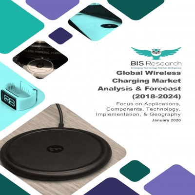 Global Wireless Charging Market – Analysis and Forecast, 2019-2024: Focus on Applications, Components, Technology, Implementation, & Geography