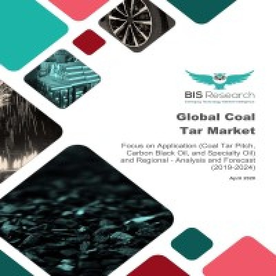 Global Coal Tar Market - Analysis and Forecast, 2019-2024: Focus on Application (Coal Tar Pitch, Carbon Black Oil, and Specialty Oil) and Regional