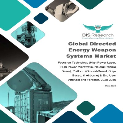 Global Directed Energy Weapon Systems Market - Analysis and Forecast, 2020-2030: Focus on Technology (High Power Laser, High Power Microwave, Neutral Particle Beam), Platform (Ground-Based, Ship-Based, & Airborne) & End User