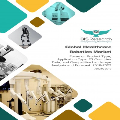 Global Healthcare Robotics Market - Analysis and Forecast, 2018-2023: Focus on Product Type, Application Type, 23 Countries Data,  and Competitive Landscape