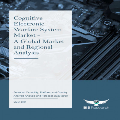 Cognitive Electronic Warfare System Market - A Global Market and Regional Analysis: Focus on Capability, Platform, and Country<br>Analysis and Forecast, 2023-2033