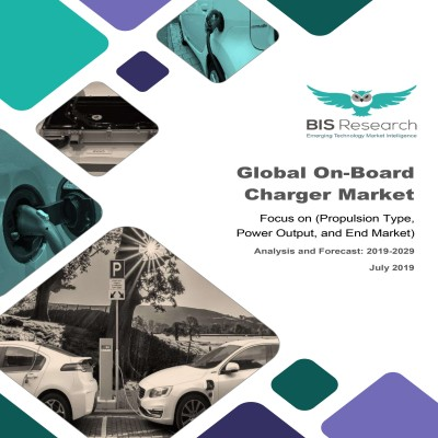 Global On-Board Charger Market: Focus on (Propulsion Type, Power Output, and End Market) – Analysis and Forecast, 2019-2029