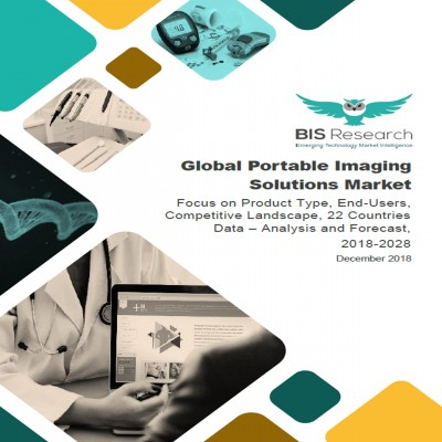 Global Portable Imaging Solutions Market – Analysis and Forecast, 2018-2028: Focus on Product Type, End-Users, Competitive Landscape, 22 Countries Data