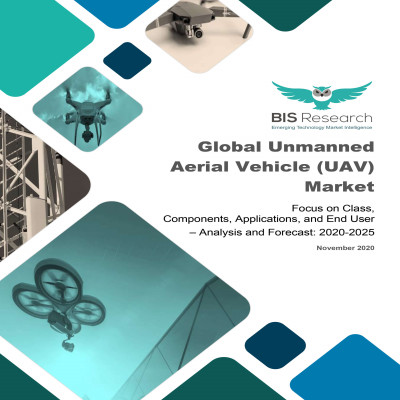 Global Unmanned Aerial Vehicle (UAV) Market: Focus on Class, Components, Applications, and End User – Analysis and Forecast, 2020-2025