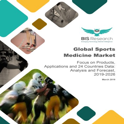 Global Sports Medicine Market - Analysis and Forecast, 2019-2026: Focus on Products, Applications and 24 Countries Data