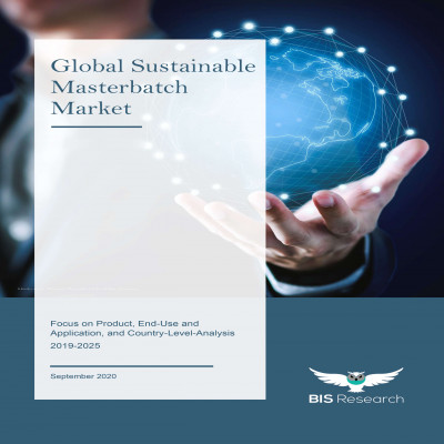 Global Sustainable Masterbatch Market: Focus on Product, End-Use and Application, and Country-Level-Analysis, 2019-2025