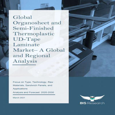 Global Organosheet and Semi-Finished Thermoplastic UD-Tape Laminate Market – A Global and Regional Analysis: Focus on Type, Technology, Raw Materials, Sandwich Panels, and Applications - Analysis and Forecast, 2020-2030