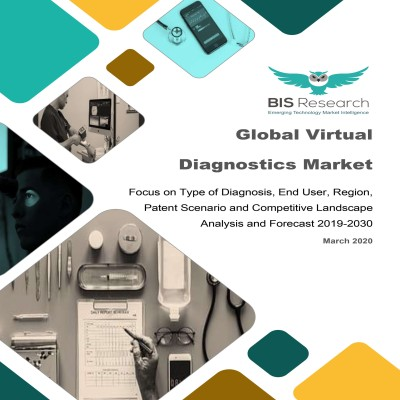 Global Virtual Diagnostics Market: Focus on Type of Diagnosis, End User, Region, Patent Scenario and Competitive Landscape - Analysis and Forecast, 2019-2030