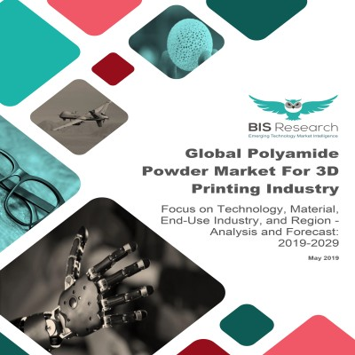 Global Polyamide Powder Market For 3D Printing Industry – Analysis and Forecast, 2019-2029: Focus on Technology, Material, End-Use Industry, and Region