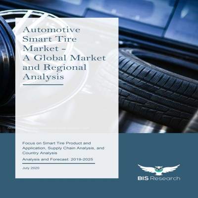 Automotive Smart Tire Market - A Global Market and Regional Analysis:Focus on Smart Tire Product and Application, Supply Chain Analysis, and Country Analysis - Analysis and Forecast, 2019-2025