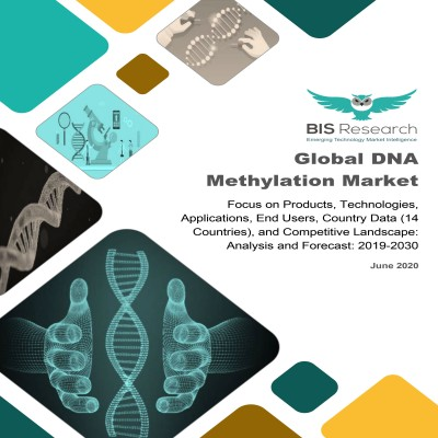 Global DNA Methylation Market: Focus on Products, Technologies, Applications, End Users, Country Data (14 Countries), and Competitive Landscape - Analysis and Forecast, 2019-2030