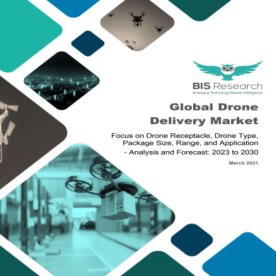 Global Drone Delivery Market: Focus on Drone Receptacle, Drone Type, Package Size, Range, and Application - Analysis and Forecast, 2023 to 2030