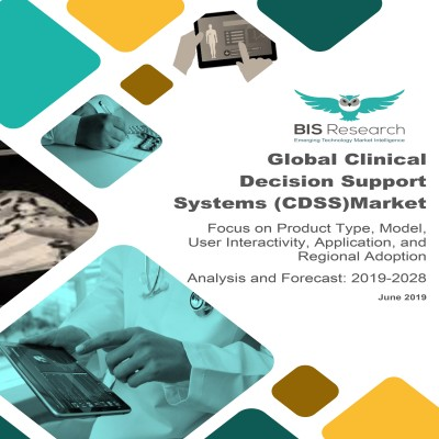 Global Clinical Decision Support Systems (CDSS) Market: Focus on Product Type, Model, User Interactivity, Application, and Regional Adoption – Analysis and Forecast, 2019-2028