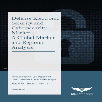 Defense Electronic Security and Cybersecurity Market - A Global Market and Regional Analysis: Focus on Security Type, Deployment Mode, Components, and Country Analysis - Analysis and Forecast, 2020-2025