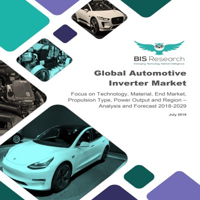 Global Automotive Inverter Market: Focus on Technology, Material, End Market, Propulsion Type, Power Output and Region – Analysis and Forecast, 2019-2029