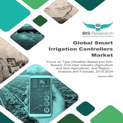 Global Smart Irrigation Controllers Market – Analysis and Forecast, 2019-2024: Focus on Type (Weather-Based and Soil-Based), End-User Industry (Agriculture and Non-Agriculture), and Region