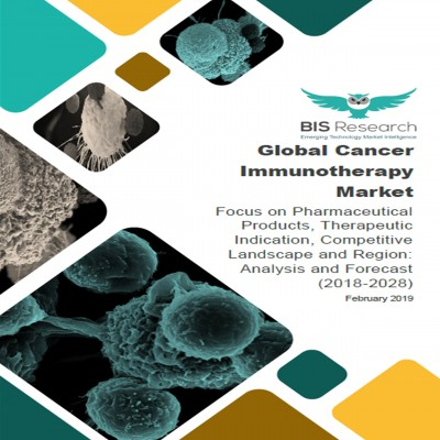 Global Cancer Immunotherapy Market: Focus on Pharmaceutical Products, Therapeutic Indication, Competitive Landscape and Region - Analysis and Forecast, 2018-2028