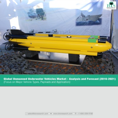 Global Unmanned Underwater Vehicles Market - Analysis and Forecast (2016-2021): (Focus on Major Vehicle Types, Payloads and Application)