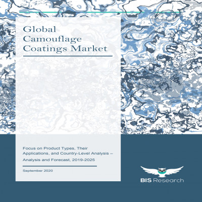 Global Camouflage Coatings Market : Focus on Product Types, Their Applications, and Country-Level Analysis –  Analysis and Forecast, 2019-2025