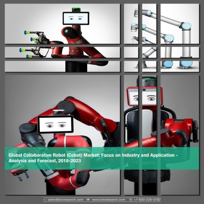 Global Collaborative Robot (Cobot) Market - Analysis and Forecast, 2018-2023: Focus on Industry and Application