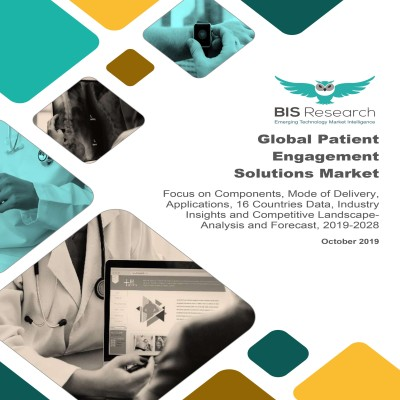 Global Patient Engagement Solutions Market: Focus on Components, Mode of Delivery, Applications, 16 Countries Data, Industry Insights and Competitive Landscape- Analysis and Forecast, 2019-2028