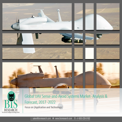 Global UAV Sense-and-Avoid Systems Market - Analysis & Forecast, 2017-2022: Focus on (Application and Technology)