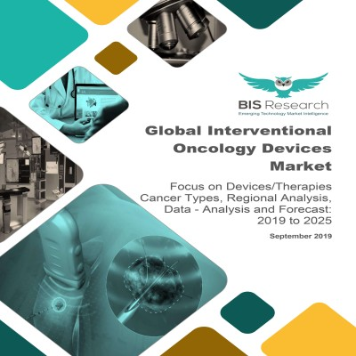 Global Interventional Oncology Devices Market: Focus on Devices/Therapies Cancer Types, Regional Analysis, Data – Analysis and Forecast, 2019-2025