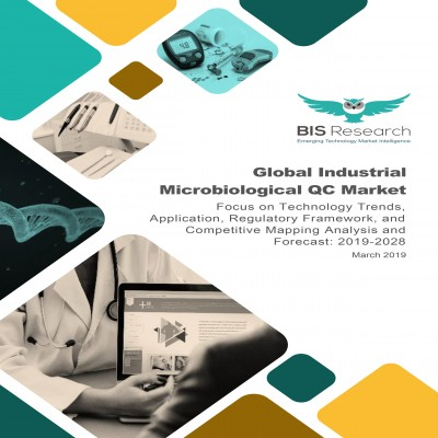 Global Industrial Microbiological QC Market: Focus on Technology Trends, Application, Regulatory Framework, and Competitive Mapping Analysis and Forecast, 2019-2028