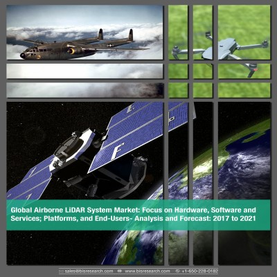 Global Airborne LiDAR System Market - Analysis and Forecast, 2017 to 2021: Focus on Hardware, Software and Services; Platforms, and End-Users