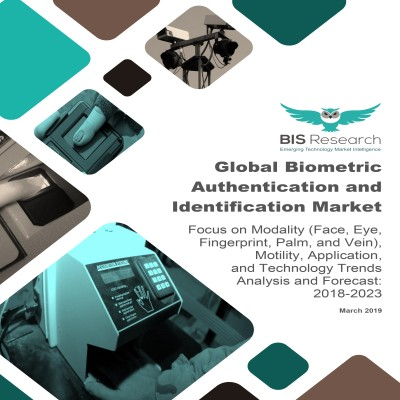 Global Biometric Authentication and Identification Market - Analysis and Forecast, 2018-2023: Focus on Modality (Face, Eye, Fingerprint, Palm, and Vein), Motility, Application, and Technology Trends