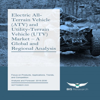 Electric All-Terrain Vehicle (ATV) and Utility-Terrain Vehicle (UTV) Market – A Global and Regional Analysis: Focus on Products, Applications, Trends, and Competition - Analysis and Forecast, 2019-2030