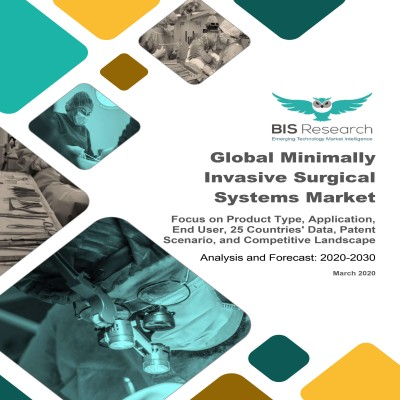 Global Minimally Invasive Surgical Systems Market – Analysis and Forecast, 2020-2030: Focus on Product Type, Application, End User, 25 Countries' Data, Patent Scenario, and Competitive Landscape