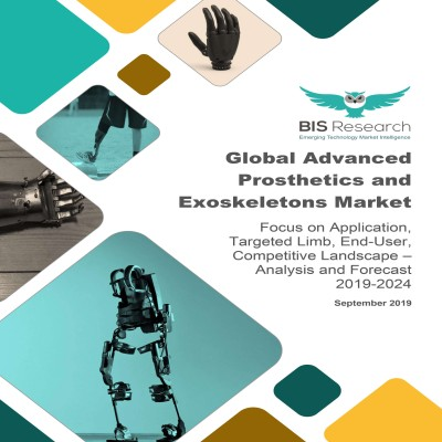 Global Advanced Prosthetics and Exoskeletons Market: Focus on Application, Targeted Limb, End-User, Competitive Landscape – Analysis and Forecast, 2019-2024