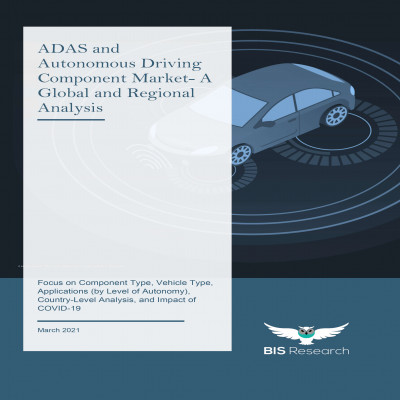 ADAS and Autonomous Driving Component Market- A Global and Regional Analysis: Focus on Component Type, Vehicle Type, Applications (by Level of Autonomy), Country-Level Analysis, and Impact of COVID-19