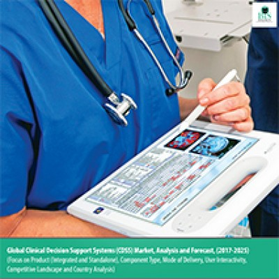 Global Clinical Decision Support Systems (CDSS) Market : Analysis and Forecast, (2017-2025) (Focus on Product (Integrated and Standalone), Component Type, Mode of Delivery, User Interactivity, Competitive Landscape and Country Analysis)