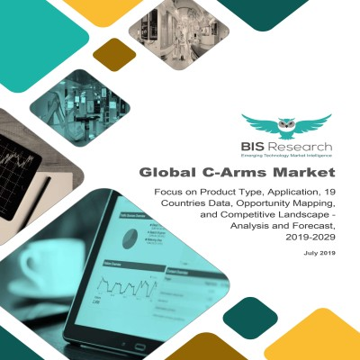 Global C-Arms Market: Focus on Product Type, Application, 19 Countries Data, Opportunity Mapping, and Competitive Landscape – Analysis and Forecast, 2019-2029