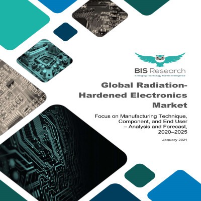 Global Radiation-Hardened Electronics Market: Focus on Manufacturing Technique, Component, and End User – Analysis and Forecast, 2020–2025