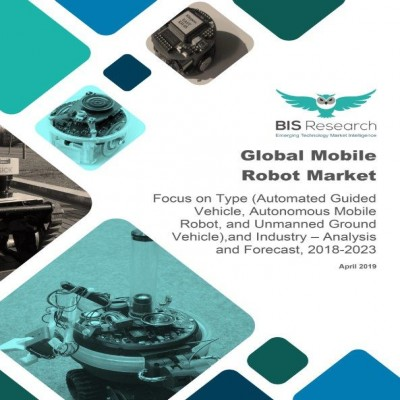 Global Mobile Robot Market – Analysis and Forecast, 2018-2023: Focus on Type(Automated Guided Vehicle, Autonomous Mobile Robot, and Unmanned Ground Vehicle),and Industry