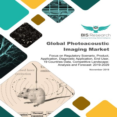 Global Photoacoustic Imaging Market – Analysis and Forecast, 2019-2029: Focus on Regulatory Scenario, Product, Application, Diagnostic Application, End User, 19 Countries Data, Competitive Landscape