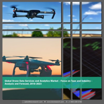 Global Drone Data Services and Analytics Market - Analysis and Forecast, 2018-2023: Focus on Type and Industry