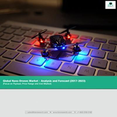 Global Nano Drones Market - Analysis and Forecast 2017-2023: (Focus on Payload, Price Range and End-Market)