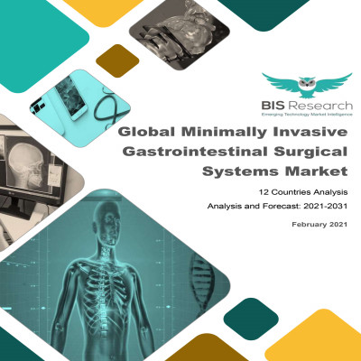 Global Minimally Invasive Gastrointestinal Surgical Systems Market: 12 Countries Analysis - Analysis and Forecast, 2021-2031