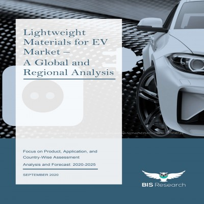 Lightweight Materials for EV Market – A Global and Regional Analysis: Focus on Product, Application, and Country-Wise Assessment - Analysis and Forecast, 2020-2025