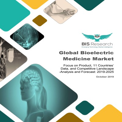 Global Bioelectric Medicine Market: Focus on Product, 11 Countries' Data, and Competitive Landscape – Analysis and Forecast, 2019-2025